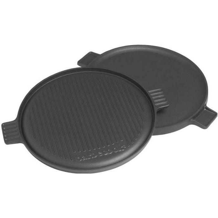 barbecook plaque de cuisson 35 fonte maill e achat vente accessoires plaque de cuisson. Black Bedroom Furniture Sets. Home Design Ideas