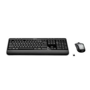 PACK CLAVIER - SOURIS Logitech pack clavier-souris sans fil - MK520