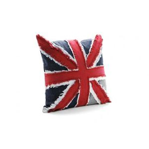 Coussin England Jeans