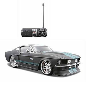 VOITURE - CAMION Radio commandé - Ford Mustang GT - Echelle 1/24