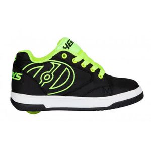 roller in line heelys chaussure roulette propel 20 770977 blac