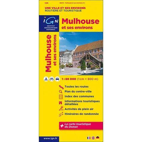 mulhouse et ses environs achat vente livre parution pas cher cdiscount. Black Bedroom Furniture Sets. Home Design Ideas