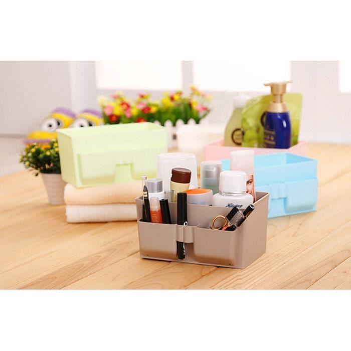 bo te de rangement mulit usages cosm tique bureau chic. Black Bedroom Furniture Sets. Home Design Ideas