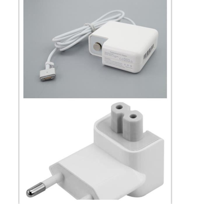 chargeur adaptateur d 39 alimentation 85w t tip magsafe2 d. Black Bedroom Furniture Sets. Home Design Ideas