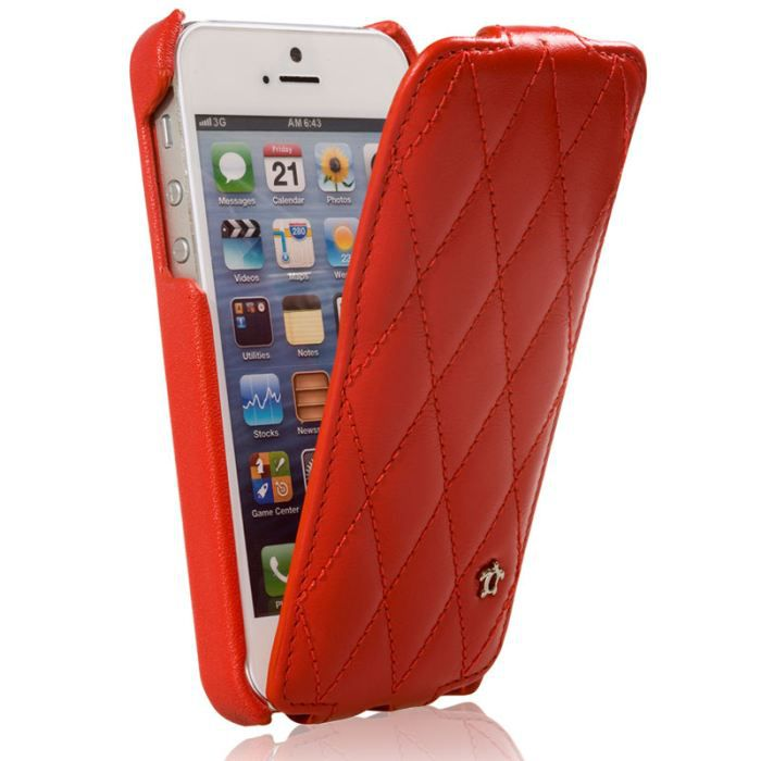 housse pour iphone 5 cuir collection cosy achat vente housse pour iphone 5 cuir