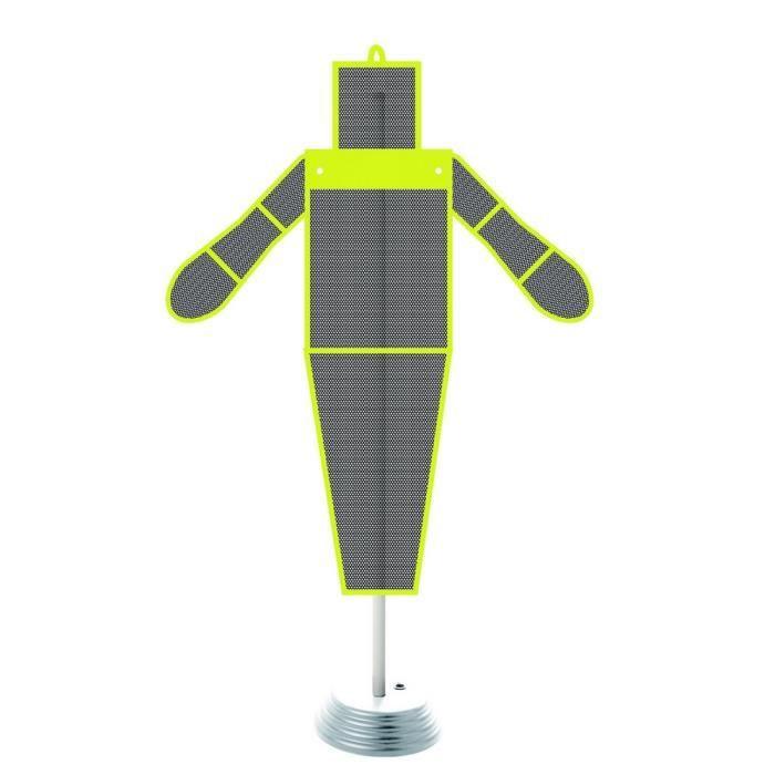 mannequin de d fense r glable de 1 40m 1 90 m prix pas cher cdiscount. Black Bedroom Furniture Sets. Home Design Ideas