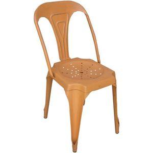 chaise fauteuil vintage achat vente chaise fauteuil vintage pas cher cdiscount. Black Bedroom Furniture Sets. Home Design Ideas