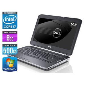 ORDINATEUR PORTABLE Dell Latitude E6420 - Core i7 2,8GHz - 8Go -500Go
