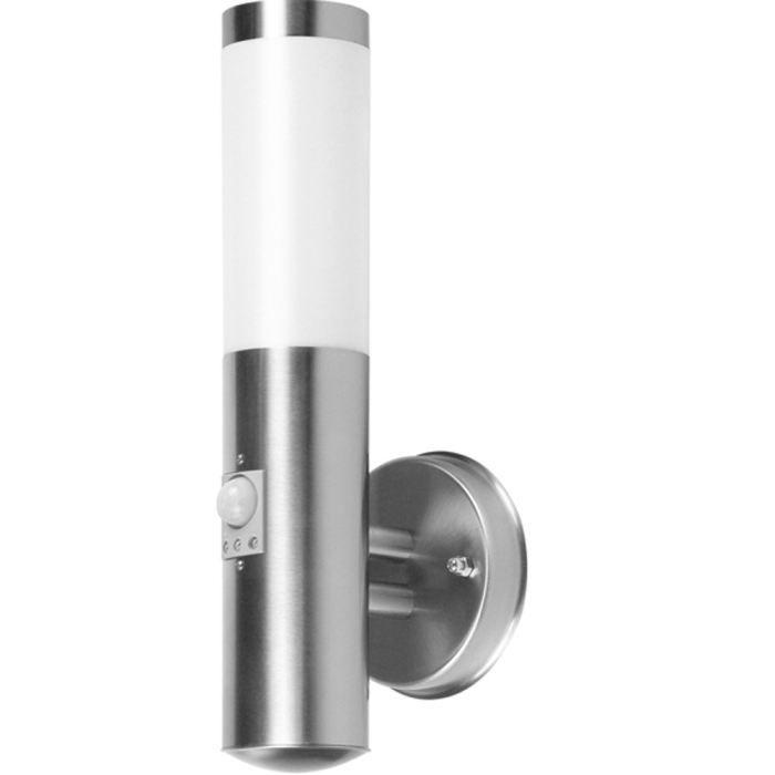 Applique en inox et détecteur de mouvement   achat / vente ...