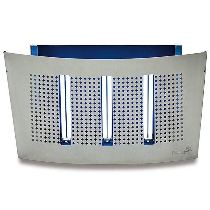 tue mouche l ctrique trap 3 achat vente lampe anti insecte tue mouche l ctrique trap 3. Black Bedroom Furniture Sets. Home Design Ideas