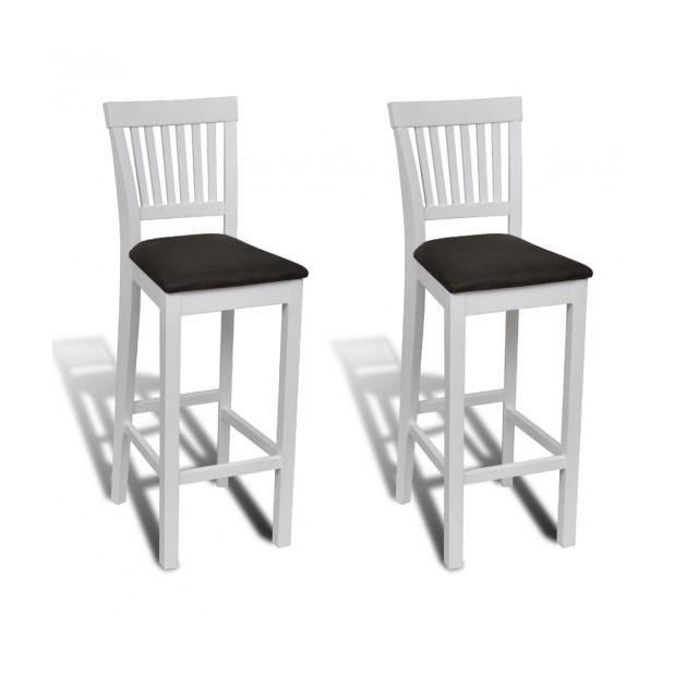 Meubles de bar peinture pour tabouret de bar plus meubles de bars - Peinture chaise bois ...