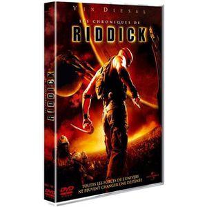 DVD FILM DVD Les chroniques de Riddick - chronicles of R...