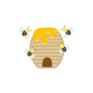 Ruche abeille achat vente ruche abeille pas cher - Dessin de ruche d abeille ...