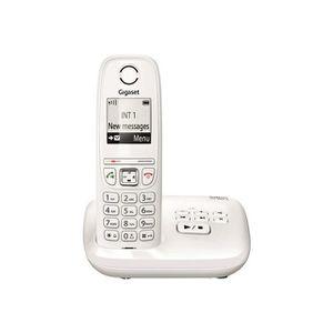 Téléphone fixe Téléphone sans fil avec répondeur - Siemens Gigase