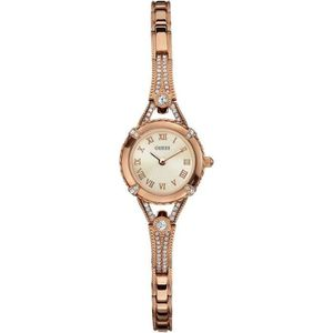 MONTRE Montre Femme Guess Angelic W0135L3 or rose