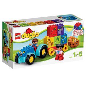 ASSEMBLAGE CONSTRUCTION LEGO® DUPLO 10615  Mon premier Tracteur