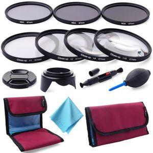 filtre 67 mm pour objectif nikon achat vente pas cher cdiscount. Black Bedroom Furniture Sets. Home Design Ideas