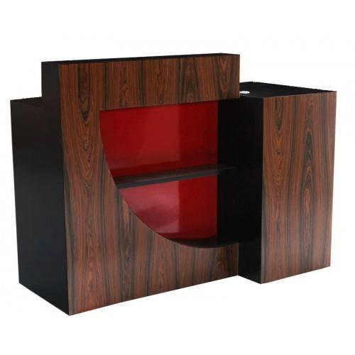 Comptoir caisse accueil laqu achat vente comptoir for Meuble comptoir caisse