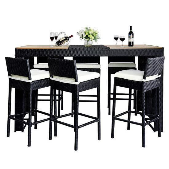 table bar resine tressee pas cher table de lit a roulettes. Black Bedroom Furniture Sets. Home Design Ideas