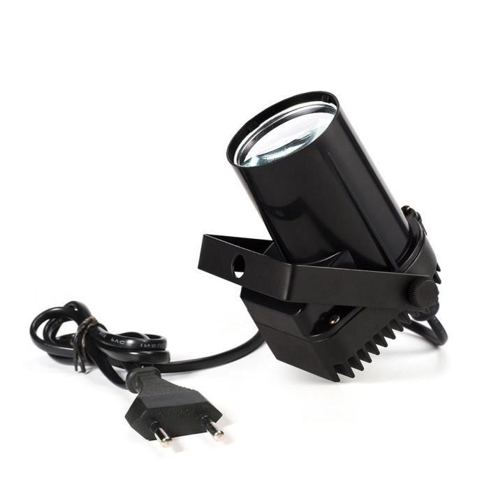 Blanc projecteurs effets pour sc ne lampe led de sc ne for Projecteur led noel blanc