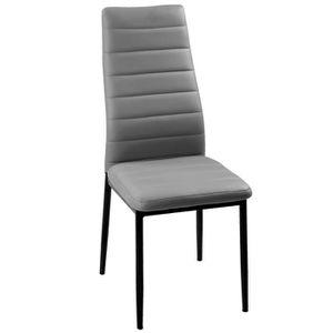 chaises achat vente chaises pas cher les soldes sur cdiscount cdiscount. Black Bedroom Furniture Sets. Home Design Ideas