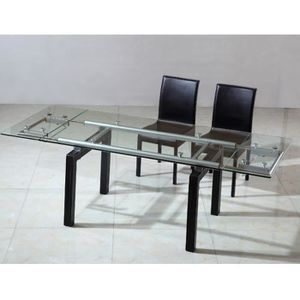 Table extensible 8 personnes achat vente table for Salle a manger karma