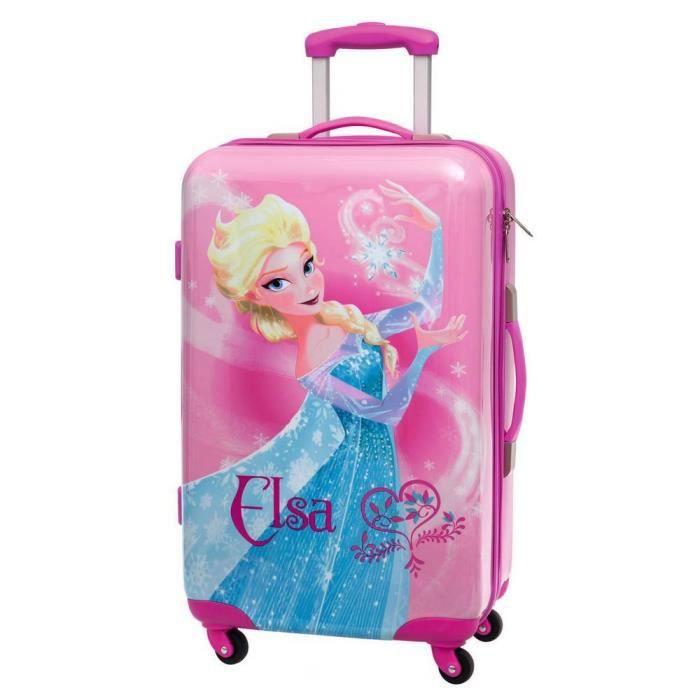 valise trolley la reine des neiges 55cm achat vente valise bagage 2009933414616 cdiscount. Black Bedroom Furniture Sets. Home Design Ideas