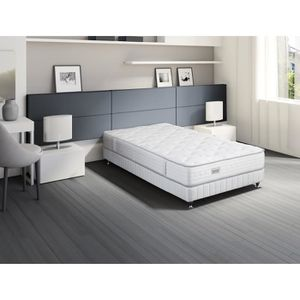 matelas latex simmons achat vente matelas latex simmons pas cher cdiscount. Black Bedroom Furniture Sets. Home Design Ideas