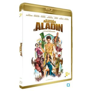 BLU-RAY FILM Blu-Ray LES NOUVELLES AVENTURES D'ALADIN