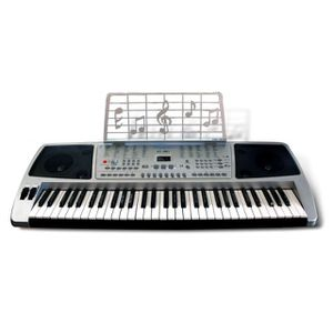 Clavier piano electrique synthetiseur 61 touche pas cher for Piano electrique