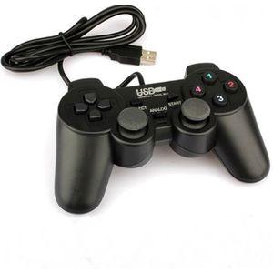 JOYSTICK - MANETTE Manette USB pour PC (noir)