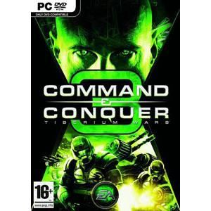 JEU PC Command And Conquer 3 - Tiberium Wars (pc)