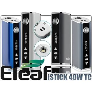 CIGARETTE ÉLECTRONIQUE Kit Istick Eleaf TC 40W - GRIS