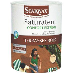Saturateur terrasse achat vente saturateur terrasse for Peinture vernis bois