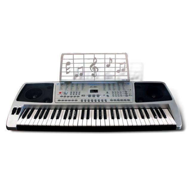 Clavier piano electrique synthetiseur 61 touche achat for Piano electrique