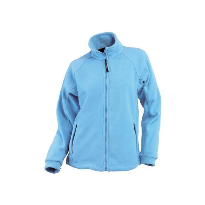 veste polaire femme douce et chaude ciel ciel achat vente polaire veste polair thor femme. Black Bedroom Furniture Sets. Home Design Ideas