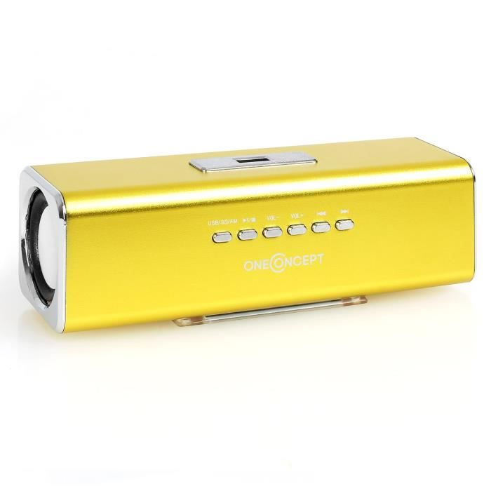 oneconcept multicube enceinte portable ukw sd usb radio. Black Bedroom Furniture Sets. Home Design Ideas