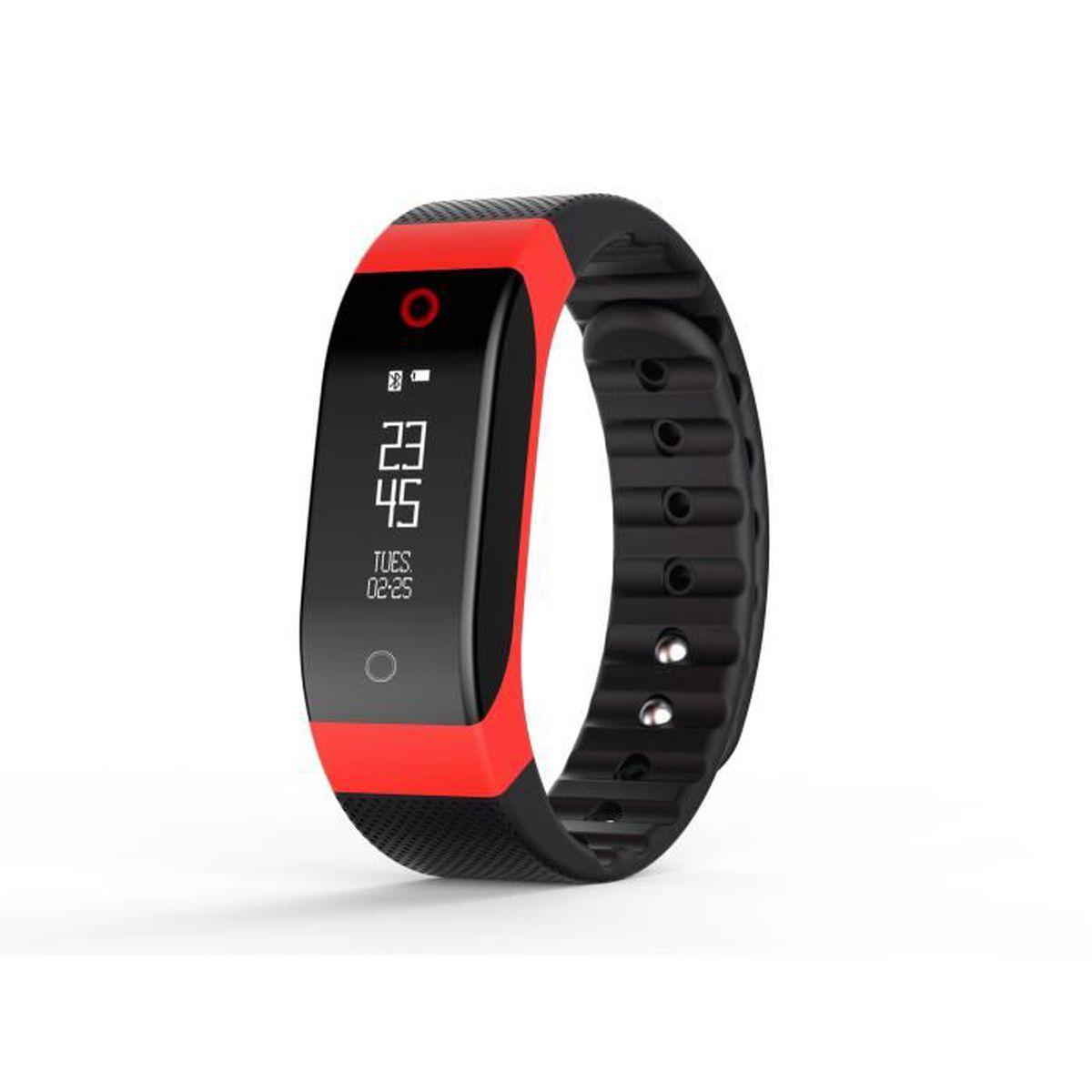 intelligent moniteur de fr quence cardiaque bracelet fitness tracker sport bande bracelet. Black Bedroom Furniture Sets. Home Design Ideas