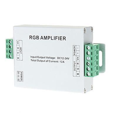 Rgb led strip 5050smd amplificateur de signal lumineux for Amplificateur de signal cellulaire maison