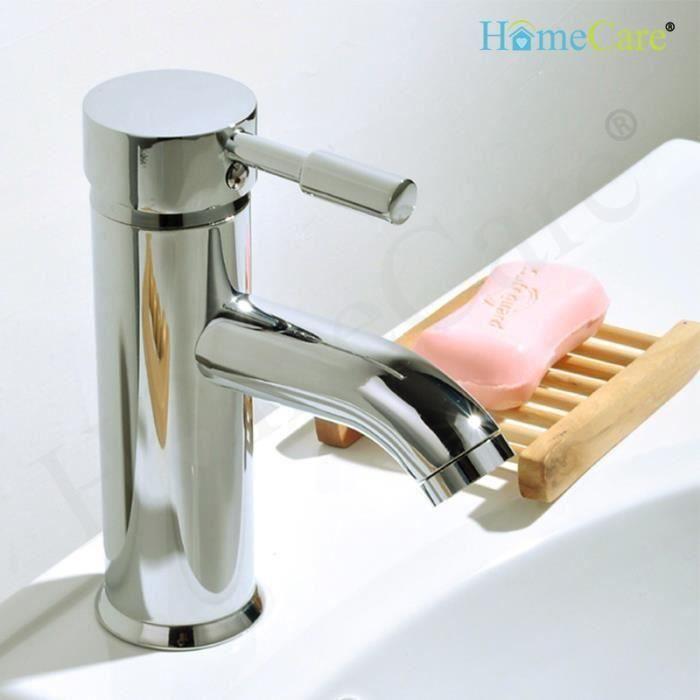homecare robinet mitigeur lavabo salle de bain achat vente robinetterie de salle de bain. Black Bedroom Furniture Sets. Home Design Ideas