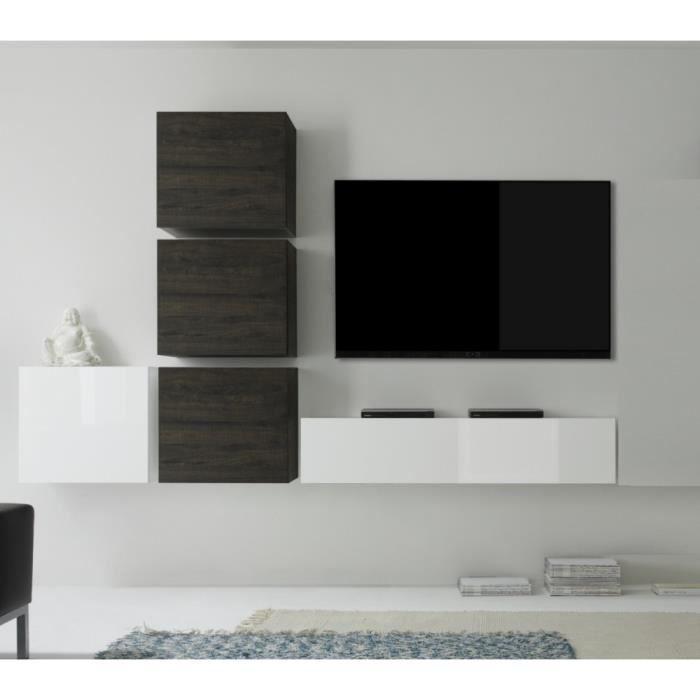 ... Avec Porte Coulissante Salto: Meuble tv design avec porte coulissante