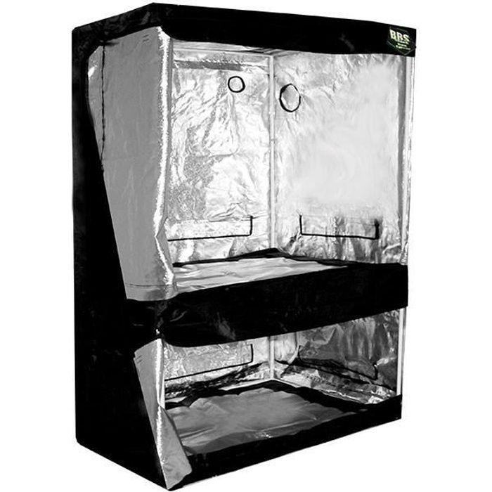 Dual blackbox silver 120 x 80 x 200 cm achat vente for Chambre de culture occasion