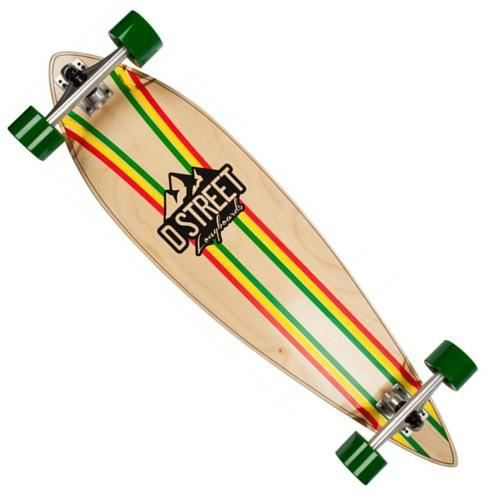 longboard pintail rascal rasta 38 d street achat vente longboard pintail rascal ra cdiscount. Black Bedroom Furniture Sets. Home Design Ideas