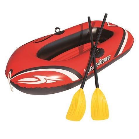 Bateau gonflable hydroforce 1 place avec 2 rames achat vente pneumatique - Vente bateau gonflable ...