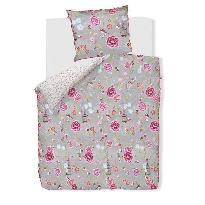 linge de lit parure de drap pip studio 26001720020 achat vente parure de drap cadeaux de. Black Bedroom Furniture Sets. Home Design Ideas