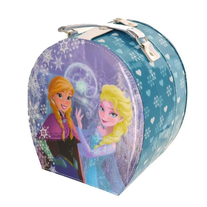 mallette de maquillage la reine des neiges frozen achat vente maquillage cadeaux de. Black Bedroom Furniture Sets. Home Design Ideas