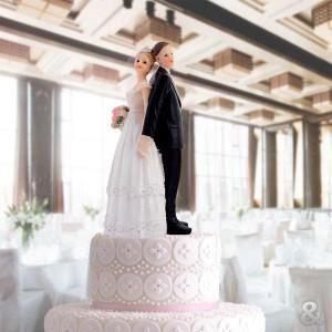 Figurine pour gâteau de mariage - Achat / Vente figurine décor ...
