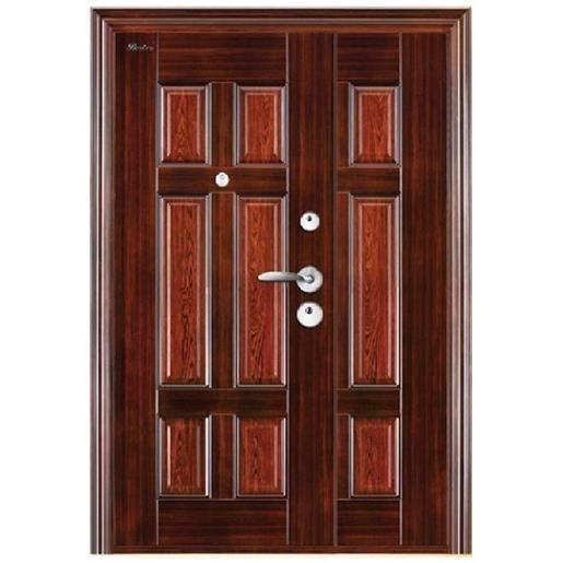 Porte d 39 entr e blind e double achat vente porte d for Porte d entree maison