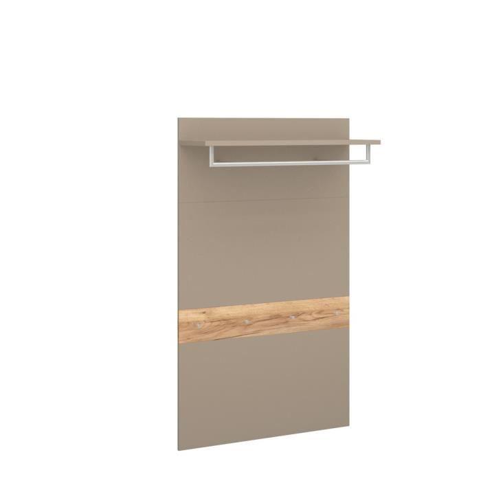 vestiaire catane 96 gris ch ne achat vente meuble d 39 entr e vestiaire catane 96 gris c. Black Bedroom Furniture Sets. Home Design Ideas