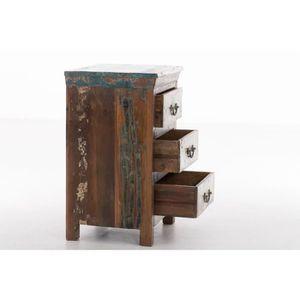 Table haute en teck achat vente table haute en teck for Clp annex 6 table 3 1